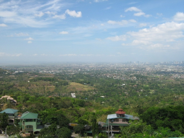 Antipolo hotel Metro View and Overlooking Experience