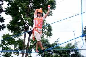 Ropes Obstacle
