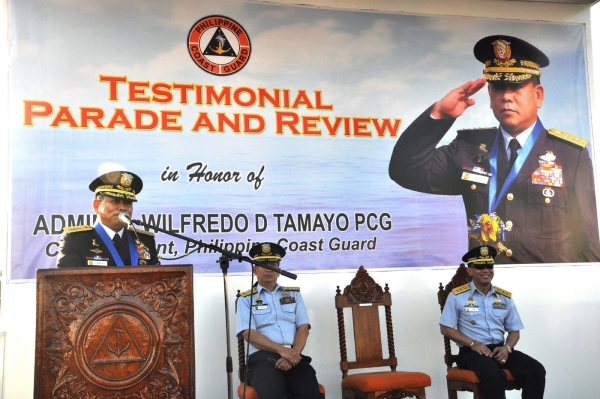 Everything You Need To know About Admiral Wilfredo D. Tamayo