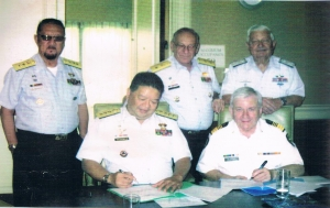 PCGA Initiates Formation of the Asia Pacific Network of Search and Rescue Organizations